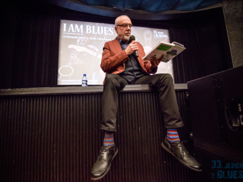 "Pokaz filmu ""I Am the Blues"", 33. Jesień z Bluesem, fot. Tomasz Pienicki"