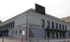 The renovation of Bialystok Cultural Centre