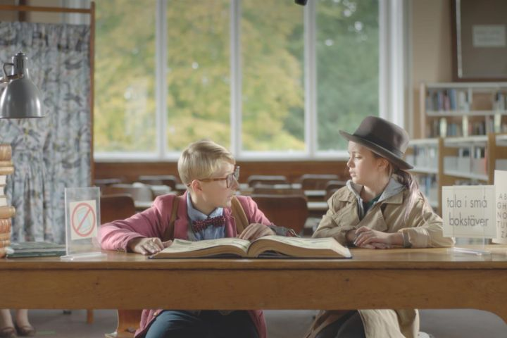 Children's Cinema: JerryMaja's Detective Agency – The First Mystery