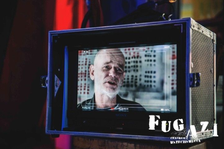 Fugazi – The Centre of The Universe + a meeting with Leszek Gnoiński