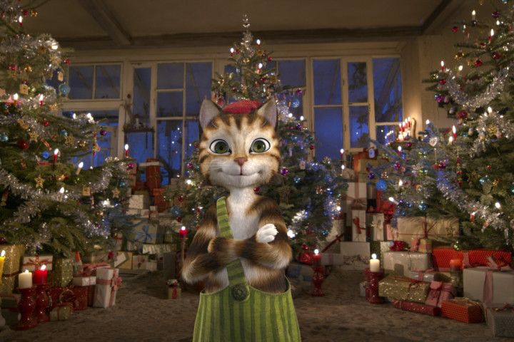 Children's cinema: Pettson and Findus: The Best Christmas Ever