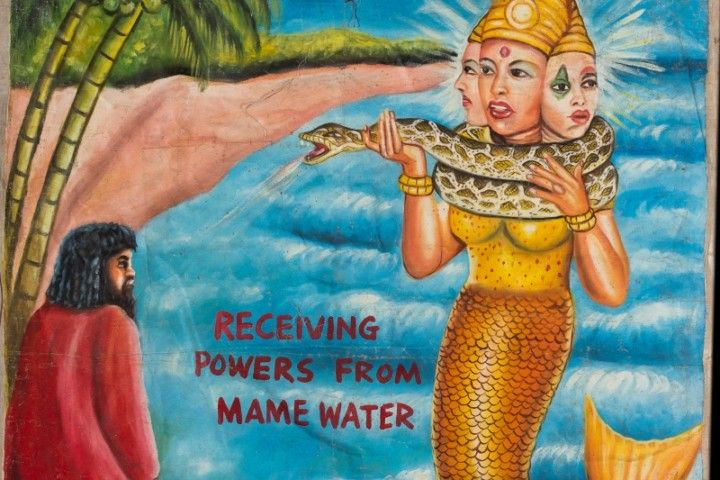 Exhibition: Movie Posters from Ghana