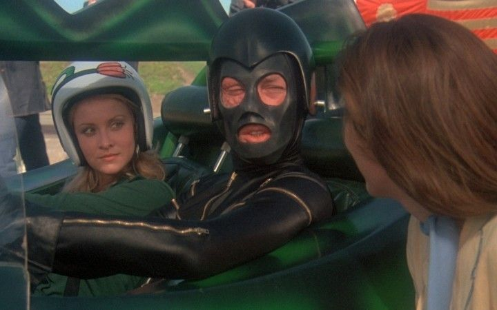Exploitation and double feature: Maniac and Death Race 2000